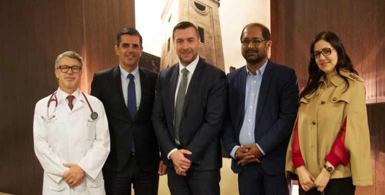 Jornal Campeão: Saúde privada de Coimbra suscita interesse do Qatar