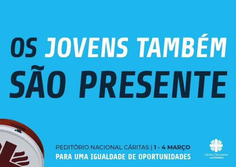 Jornal Campeão: Peditório Cáritas apela à solidariedades dos conimbricenses