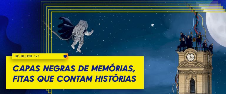 Jornal Campeão: Queima das Fitas apresenta cartaz com ritmos nacionais e brasileiros