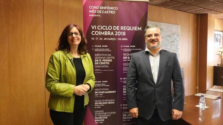 Jornal Campeão: Coimbra: Ciclo de Requiem viaja por várias épocas da música coral