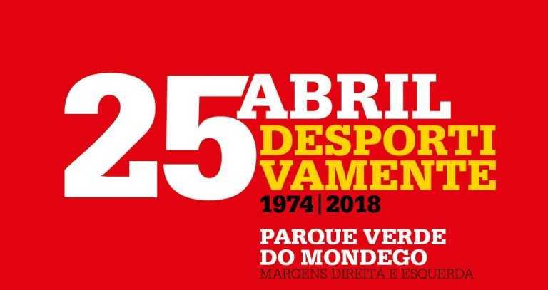 Jornal Campeão: Coimbra: 25 de Abril desportivo no Parque Verde do Mondego