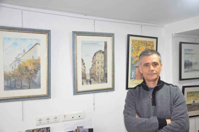 """Jornal Campeão: Coimbra: Exposiçao de pintura na """"Conde Galeria"""""""