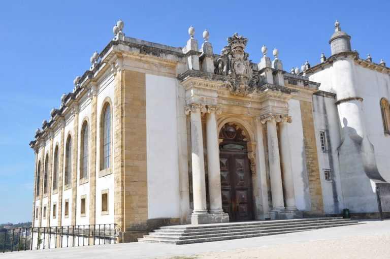 Jornal Campeão: UC estuda novo acesso à Biblioteca Joanina
