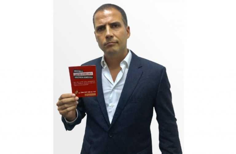 """Jornal Campeão: O. do Hospital """"Mostra o Cartão Vermelho à Violência Doméstica"""""""