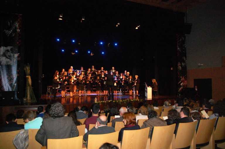 Jornal Campeão: Orfeão Vox Caeli acolhe I Encontro Nacional de Coros de Cantanhede