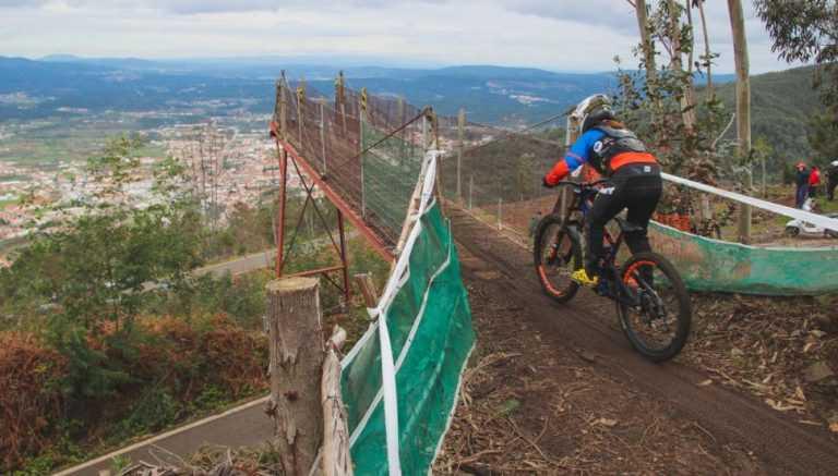 Jornal Campeão: Campeões europeus de 'downhill' decidem-se na Lousã