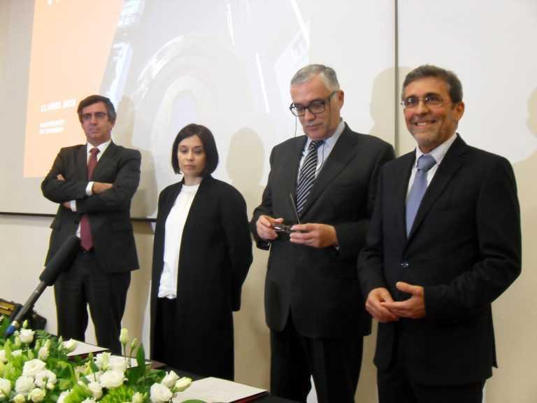 Jornal Campeão: Politécnico: Novo presidente da ESEC queixa-se da austeridade
