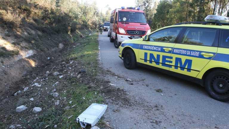 Jornal Campeão: PSP apreende material pirotécnico após explosão em Gondelim