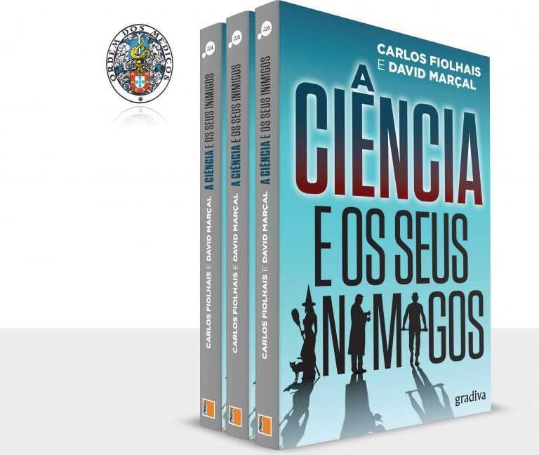 Jornal Campeão: Livro sobre inimigos da ciência apresentado em Coimbra