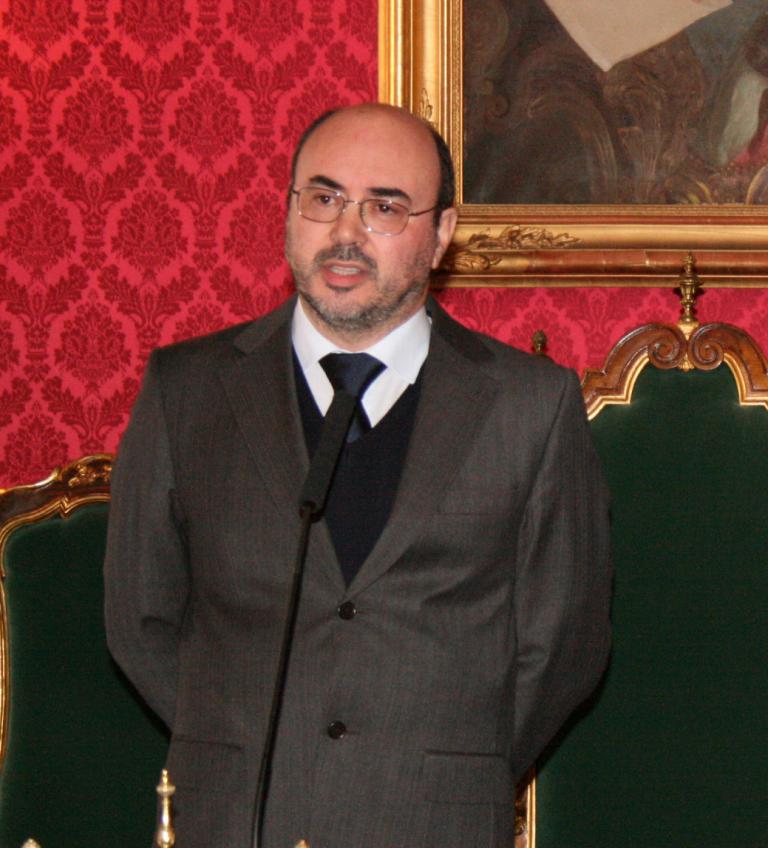 Jornal Campeão: Director da FCTUC toma posse para novo mandato