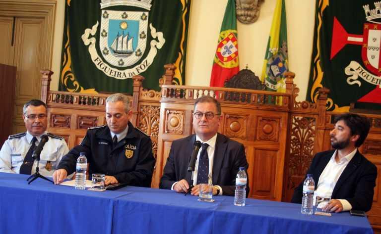 Jornal Campeão: PSP de Coimbra comemora na Figueira da Foz os 140 anos
