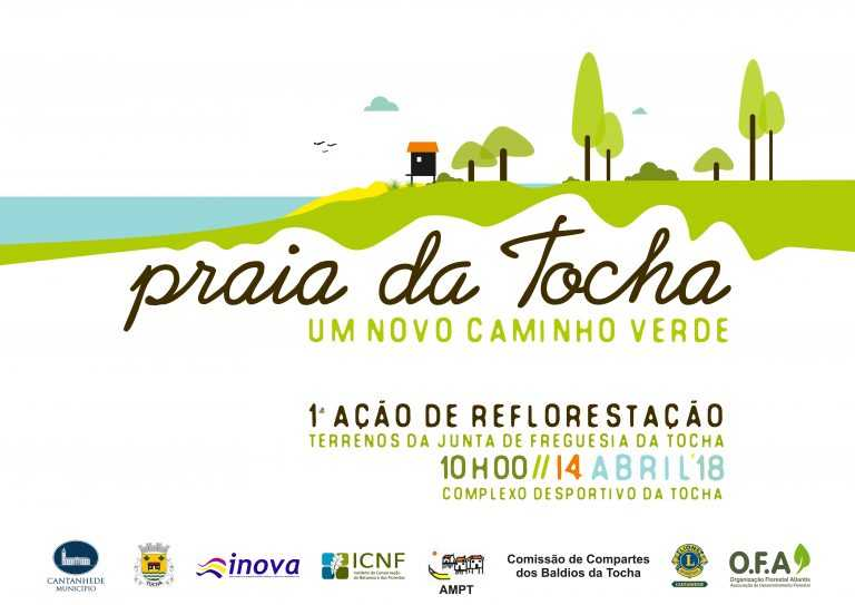 Jornal Campeão: Cantanhede: Freguesia da Tocha inicia acção de reflorestação