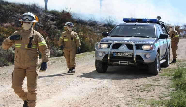 Jornal Campeão: Figueira da Foz: Curso forma militares da GNR para ataque aos fogos