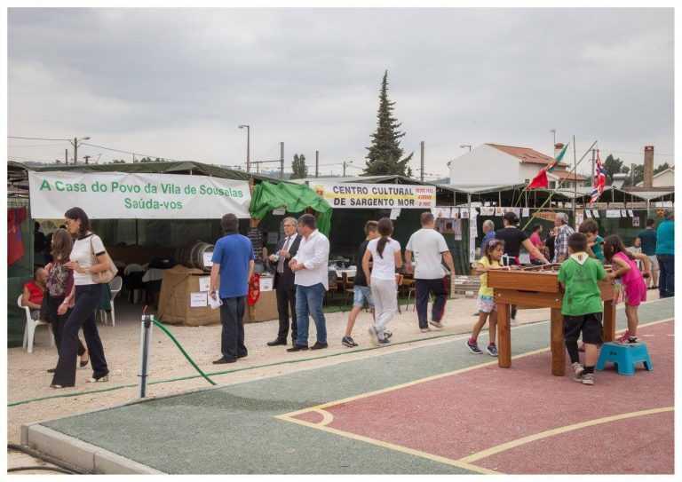 Jornal Campeão: Encontro de Colectividades anima Souselas e Botão