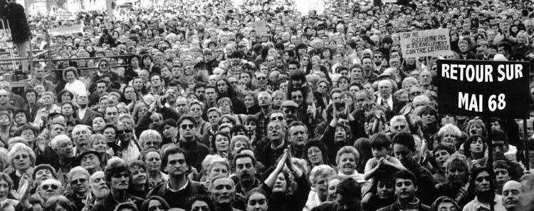 Jornal Campeão: Maio de 68: Exposição de fotografias na Alliance Française