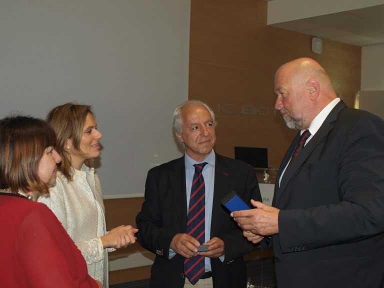 Jornal Campeão: Cantanhede: Delegação de Estado alemão visitou o Biocant