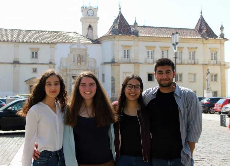 Jornal Campeão: Coimbra: Estudantes fomentam consumo de leguminosas