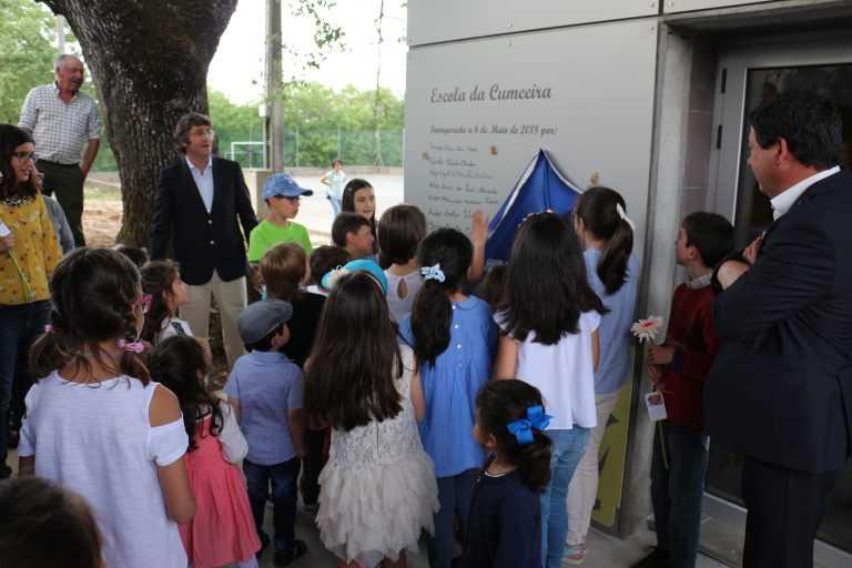 Jornal Campeão: Penela: Escola da Cumeeira inaugurada após as obras de requalificação