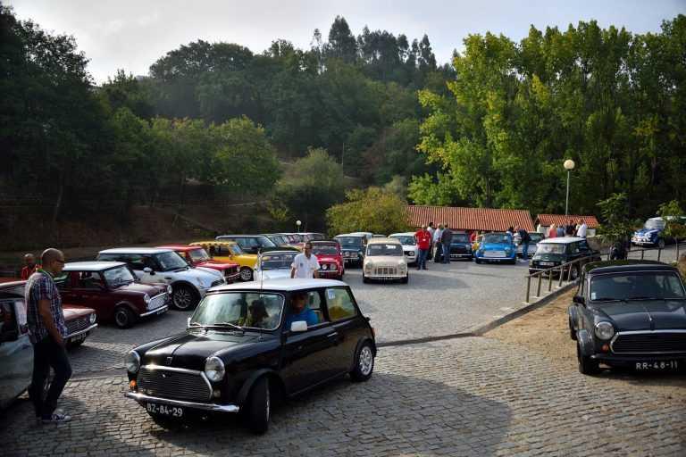 Jornal Campeão: Mira e Vagos acolhem o maior encontro mundial de carros Mini