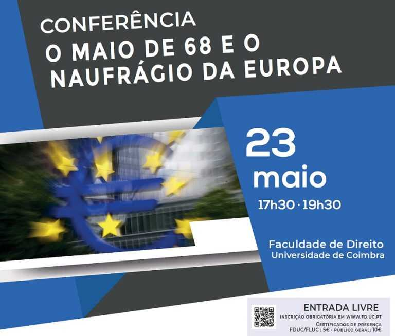 """Jornal Campeão: """"Naufrágio da Europa"""" em palestra de José António Saraiva"""