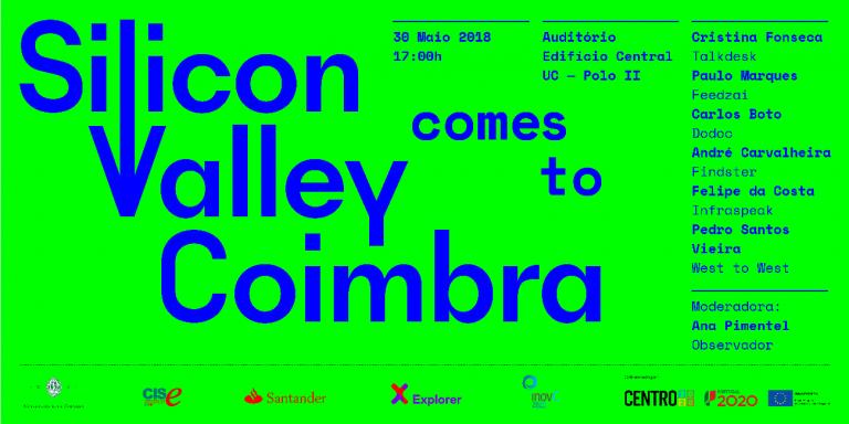 Jornal Campeão: O 'Silicon Valley' vem à Universidade de Coimbra