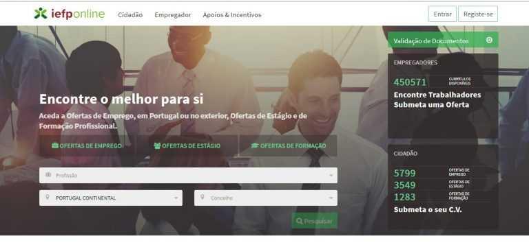 Jornal Campeão: IEFP lança novo portal de emprego e formação