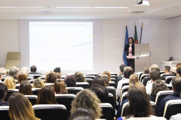 Jornal Campeão: Coimbra: Isabel Vaz apresentou Grupo Luz Saúde à Idealmed