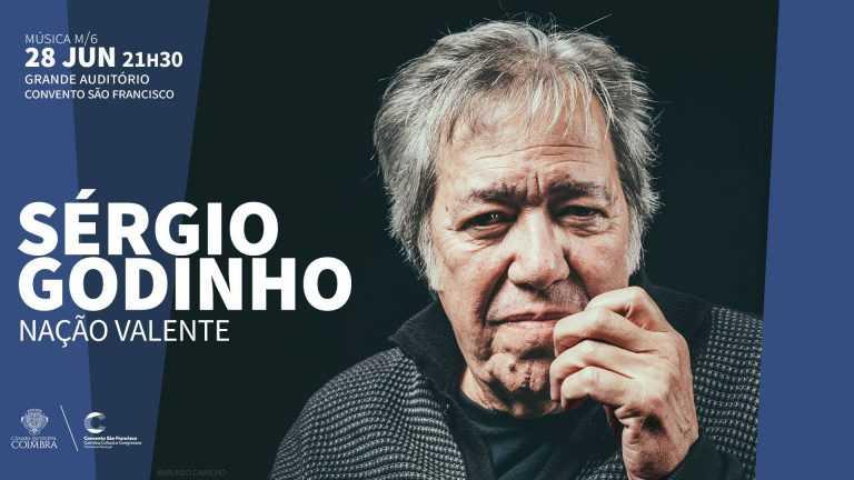 """Jornal Campeão: Sérgio Godinho leva a Coimbra """"Nação valente"""""""
