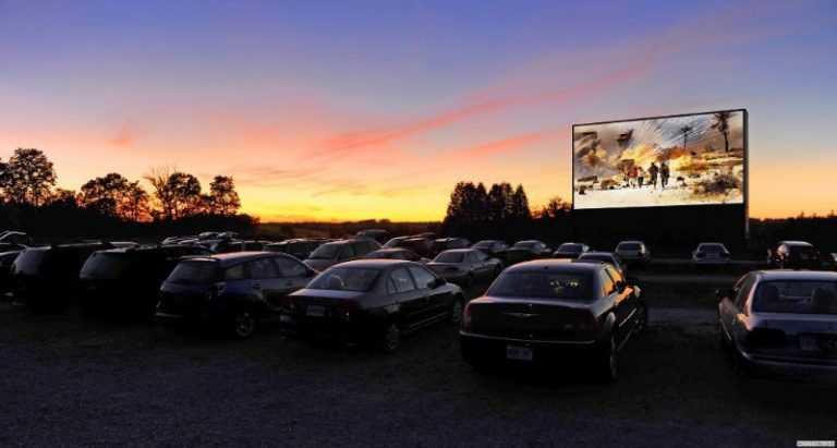 Jornal Campeão: Coimbra: Festival das Artes inova com cinema ao ar livre