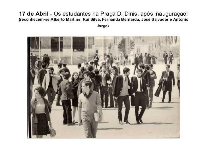 Jornal Campeão: Fernanda da Bernarda: Morreu dirigente na crise de 1969 em Coimbra