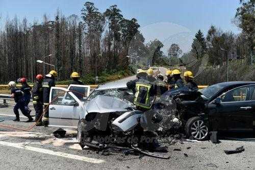 Jornal Campeão: Santa Comba Dão: Duas mulheres morreram em acidente no IP3