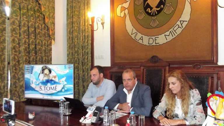 Jornal Campeão: Mira: S. Tomé festeja-se durante seis dias com The Gift e Virgul