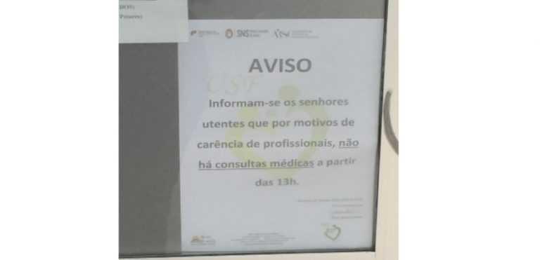 Jornal Campeão: Centro de Saúde: Vila Nova de Poiares sem médico