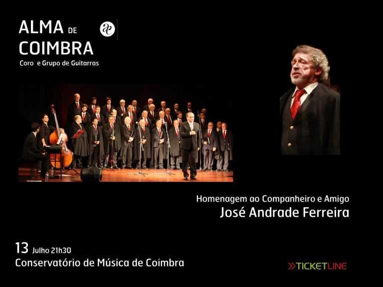 Jornal Campeão: Alma de Coimbra dá hoje concerto de homenagem
