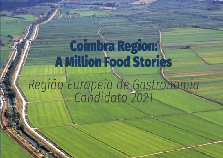 Jornal Campeão: Coimbra distinguida na área da gastronomia