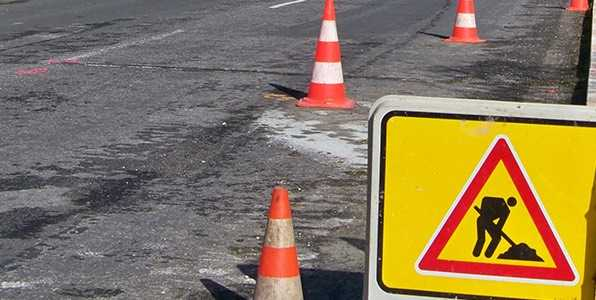 Jornal Campeão: Estrada Nacional 342 com corte de tráfego devido a obras