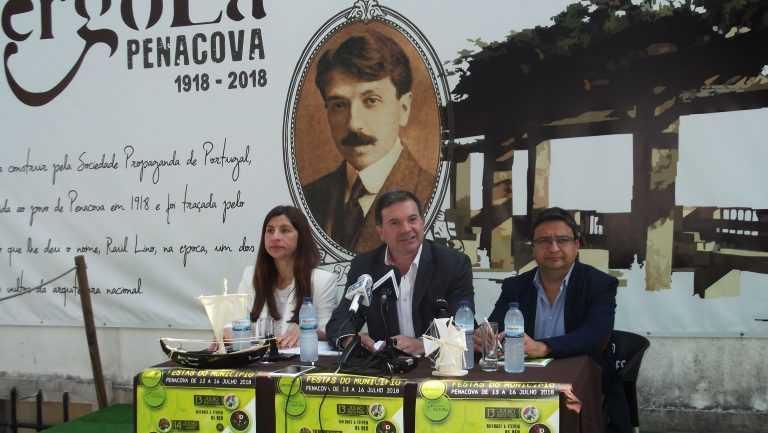Jornal Campeão: Penacova celebra feriado com Amor Electro e Emanuel
