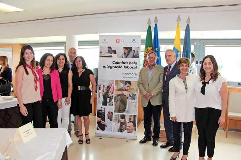 Jornal Campeão: Coimbra: Cinco entidades sociais promovem emprego de pessoas em risco