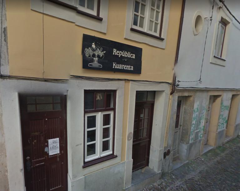 """Jornal Campeão: Coimbra: """"República"""" do Kwarenta com interesse reconhecido"""