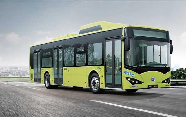 Jornal Campeão: SMTUC vão ter oito novos autocarros eléctricos