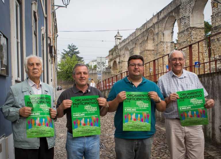 Jornal Campeão: UF de Coimbra: Primeiro orçamento participativo com 5 000 euros