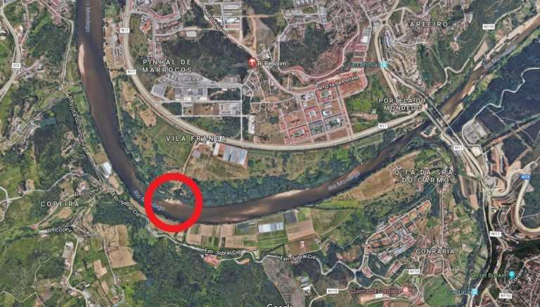 Jornal Campeão: Coimbra vai ser dotada de outra praia fluvial