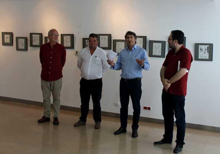 Jornal Campeão: Penela: Bienal de Humor no Espinhal atinge recorde de participações