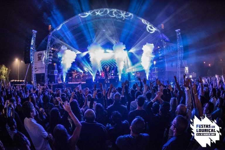 Jornal Campeão: Louriçal: Festas aliam música, gastronomia e tradições religiosas