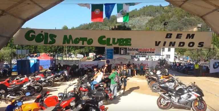 Jornal Campeão: Concertos, feira, música e muitas motas animam vila de Góis