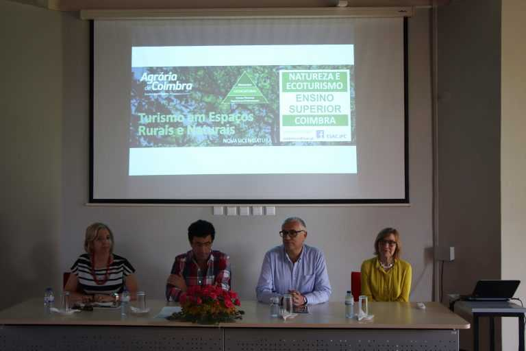Jornal Campeão: Politécnico de Coimbra cria nova licenciatura em turismo