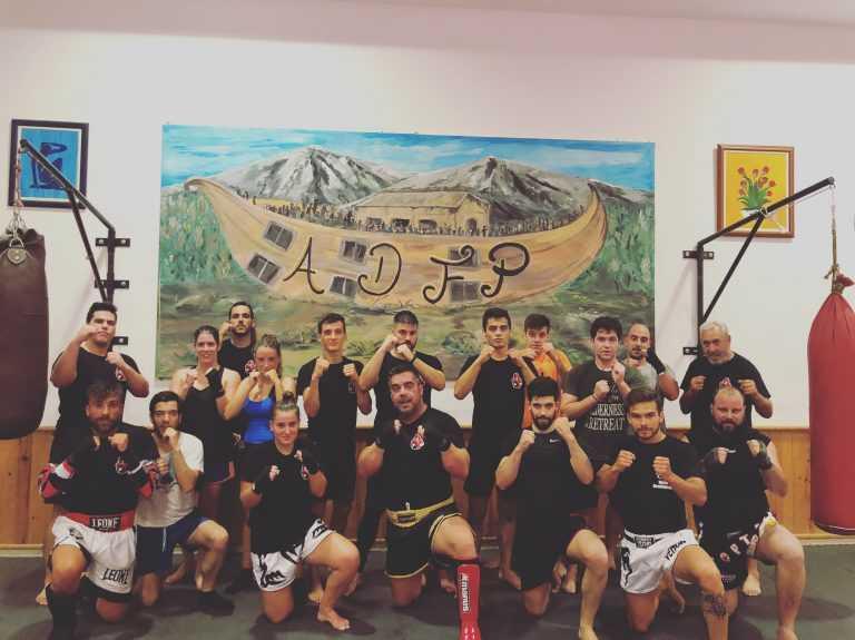 Jornal Campeão: Miranda do Corvo: Kickboxing pratica-se na Fundação ADFP