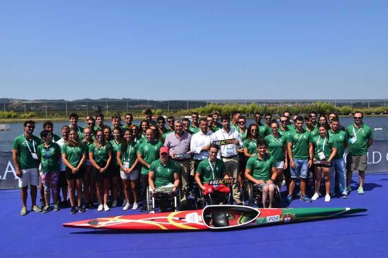 Jornal Campeão: Canoagem: Montemor-o-Velho dá as boas-vindas ao Campeonato do Mundo