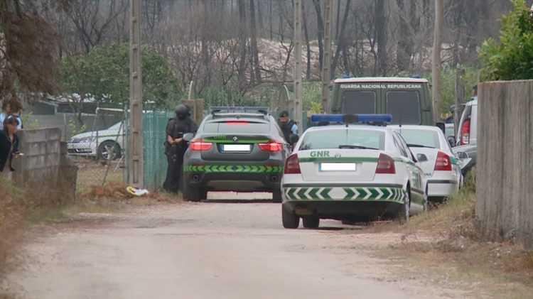 Jornal Campeão: Figueira da Foz: Detido suspeito de homicídio da mulher em Quiaios