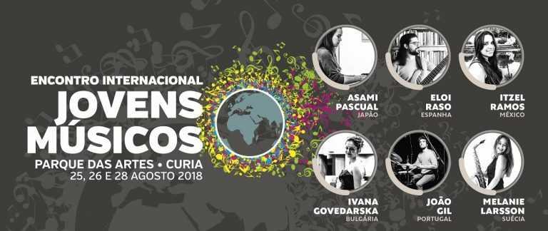 Jornal Campeão: Curia recebe jovens músicos em encontro internacional